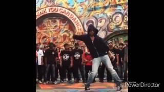 Tiger shroff hrithik roshan dance trk