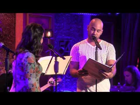 Lindsay Mendez & Nicholas Christopher -