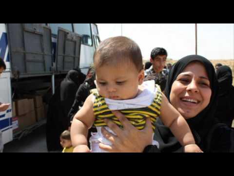 Muslim Aid Australia - Jordan Trip Day 6