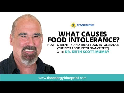How To Identify And Treat Food Intolerance │ Food Intolerance Test w. Dr. Keith Scott-Mumby
