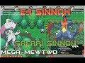 Pokemon Planet - E4 Sinnoh Champion / Safari Sinnoh