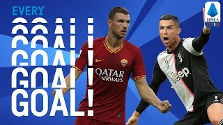 Ronaldo seals Juventus win over Spal | EVERY Goal Round 6 | Serie A