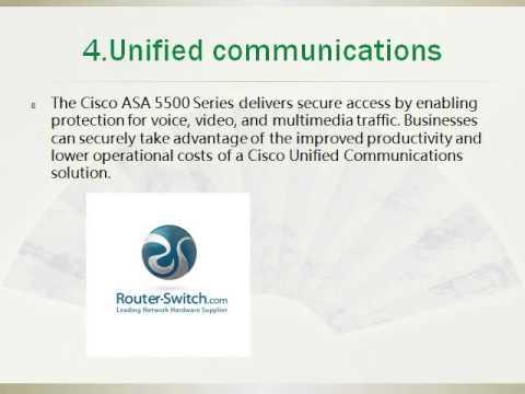 Top 5 Reasons to choose Cisco ASA 5500 Series Firewall
