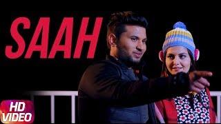 Saah (Full Video)   Sarang Pharwaha   Latest Punjabi Song 2018   Speed Records