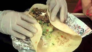 How To Correctly Fold A Burrito On Wfsb