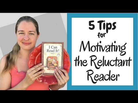 5 Tips for Motivating the Reluctant Reader COLLAB - Teach A Child to Read, How to Handle Whining