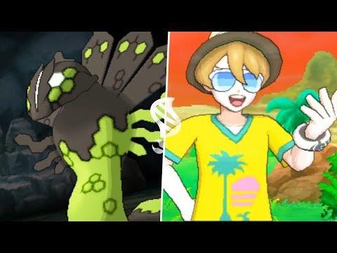 Pokémon Ultra Sun and Ultra Moon - How To Get Zygarde & Unlock Mega Evolution!