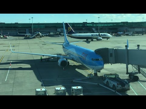 Flight Review TUI 737-800 (Stansted to Lanzarote)
