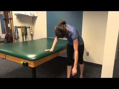 Passive Shouler Range of Motion Exercises