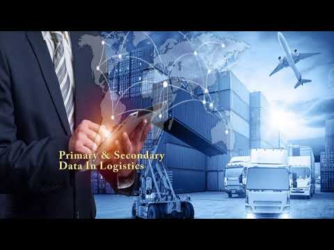 A172 SQQS1013 Video O - Primary & Secondary Data in Logistics