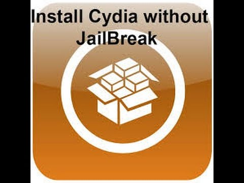 How To Get Cydia IOS 6-8 Free *NO JAILBREAK*NO COMPUTER*
