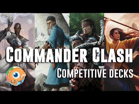 Commander Clash 27: Competitive Commander