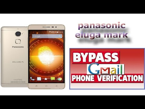 Panasonic Eluga Mark Google Account Remove 100%