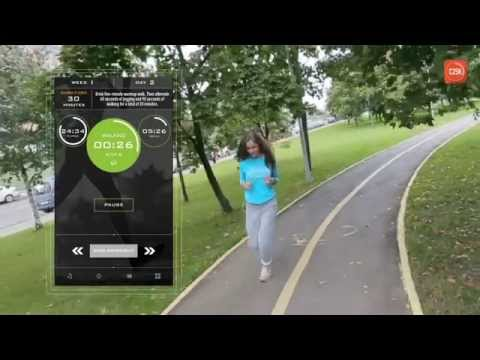 The OFFICIAL C25K® (Couch To 5k) App Video Trailer