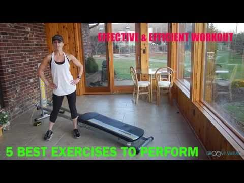 5 Best Total Gym Exercises for Every Workout - Total Gym Pulse