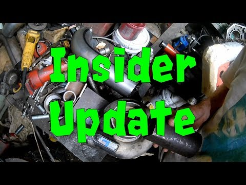 Insider Update: Need some advice building the cold pipe