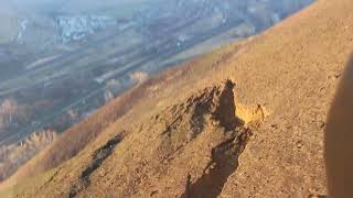 Chopper ride offers best view yet of the crack on Rattlesnake Ridge