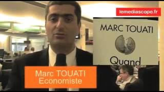 Lconomiste Marc Touati  Interview