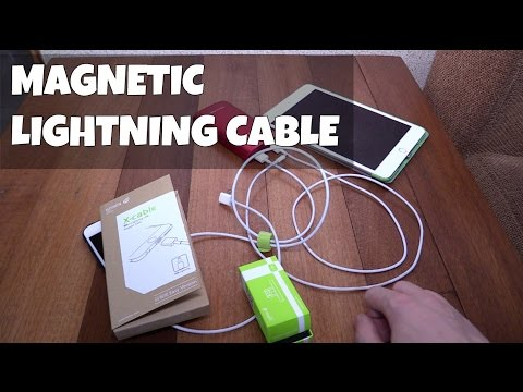 Magnetic charger X-Cable from WSKEN