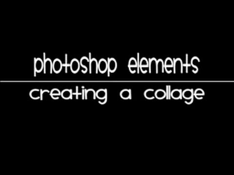 How To: Photoshop Elements