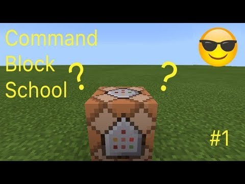 what are command blocks | Command block School