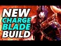 Damage And Survival - New Charge Blade Build mp3