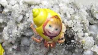 Mainan Anak Anak Umang umang (Hermit Crab) bergambar Hello Kitty, Masha