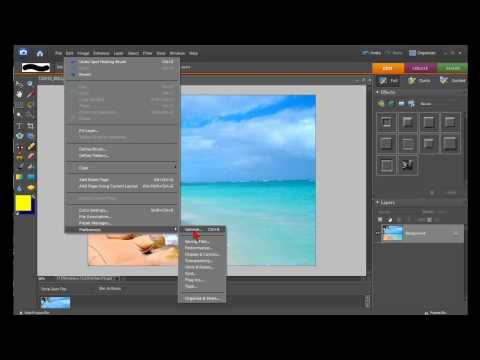 A Quick & Easy Way To Zoom With Your Mouse In Photoshop Elements 8