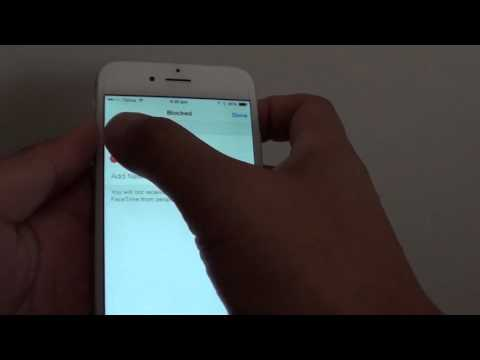 iPhone 6: How to Block Spam Text Messages