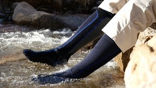 SealSkinz Socks and Gloves-- Video Review