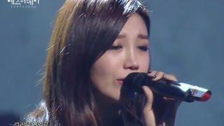 [HOT] Jeong Eun-Ji - If I Leave, 정은지 - 나 가거든, Yesterday 20140301