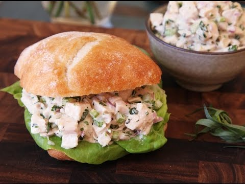 Recipe of The Best Classic Chicken Salad