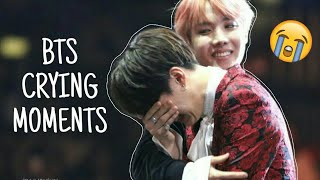 BTS Crying Moments Ultimate Try Not To Cry Challenge BTS EDITION