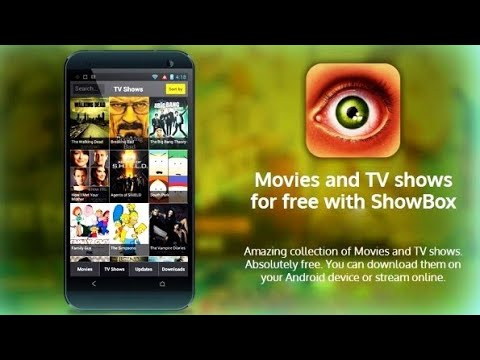 Download And Watch Free HD Movies And Shows Using This App | ShowBox | It's Free !!!