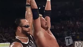 Ric Flair vs. Diamond Dallas Page vs. Sting vs. Hulk Hogan - Fatal 4-Way WCW Championship Match: S..