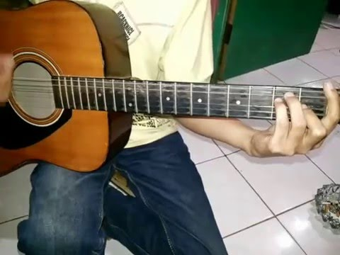Guns N' Roses - Don't Cry ( Chord Guitar ) - Easy Tutorial