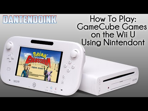 How to Play GameCube Games on the Wii U - Nintendo
