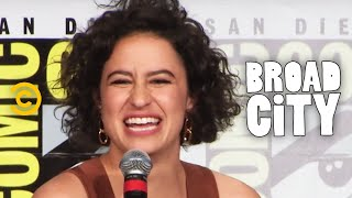 Broad City - Exclusive - Abbi and Ilana