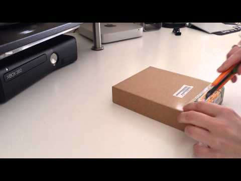 Refurbished iPhone 5C Unboxing