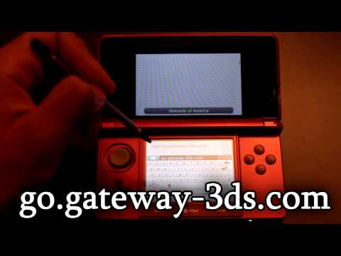 How to install CFW on Nintendo 3DS & Nintendo 3DS XL with RXTools Part 1