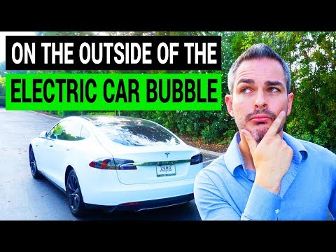 Outside of the Electric Car Bubble