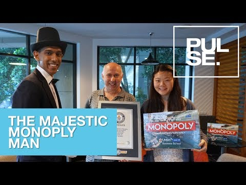 Business Pulse - The Majestic Monopoly Man (Ep 108)