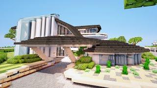 Charming Maison Moderne Minecraft Ideas - Best Image Engine - achison.us
