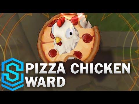 Pizza Chicken Ward Skin