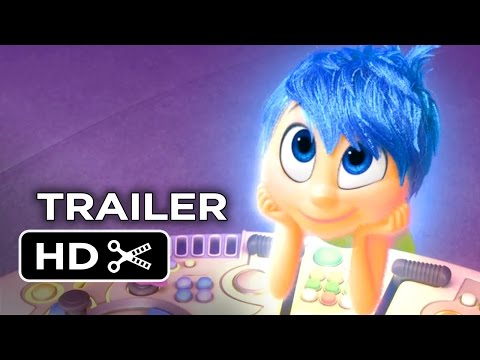 Inside Out Official Trailer #2 (2015) - Disney Pixar Movie HD