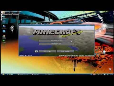 Minecraft 1.6.2 crack download [Deutsch/German] [HD]