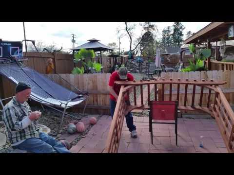 Building an arbor Arch(1)