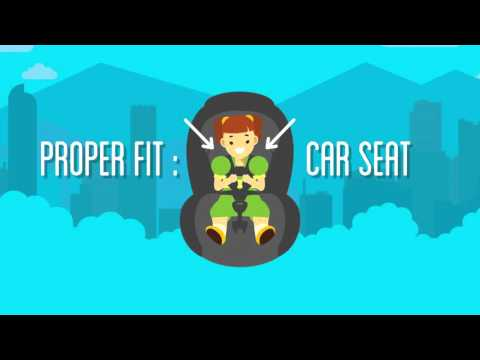 Child Passenger Safety Tips And Guidelines