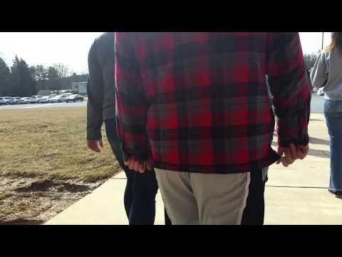 School fire drill 3/13/15 edwards integrity