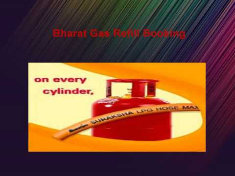 Bharat Gas Booking Number Online